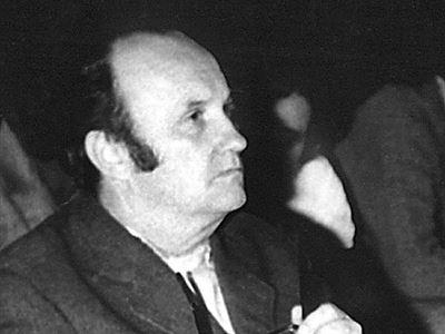 Zdeněk Kožešník, zakladatel badmintonu v Liberci, dlouholetý funkcionář ČBaS
