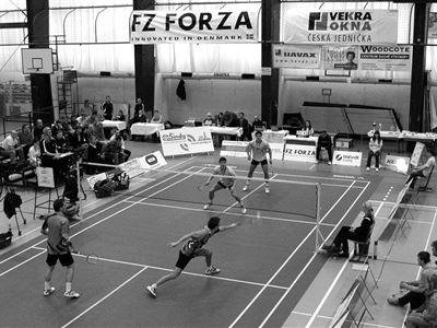 Mezinárodní mistrovství České republiky se v letech 1998, 2001 a 2004 konala ve slavnostně upravené hale Technické univerzity v