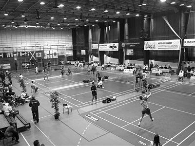 Finálový zápas čtyřhry mužů na MČR 2009