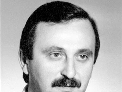 Petr Sim, zakládající hráč badmintonu v Liberci a později trenér